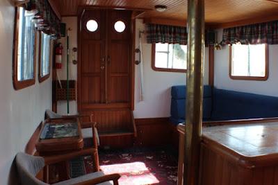 37VT21 Rosie Lord Nelson Victory Tug LNVT