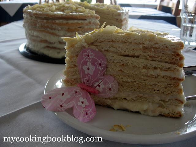 Точена торта или Бабина торта