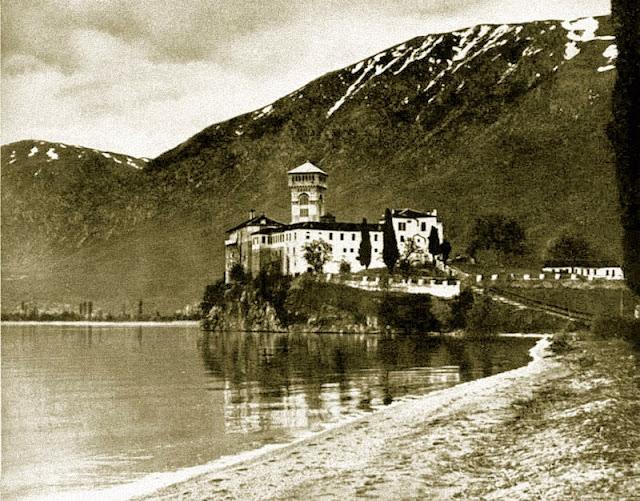 09 sv naum ohrid old 12 - St. Naum (Свети Наум) Monastery on Ohrid Lake, Macedonia