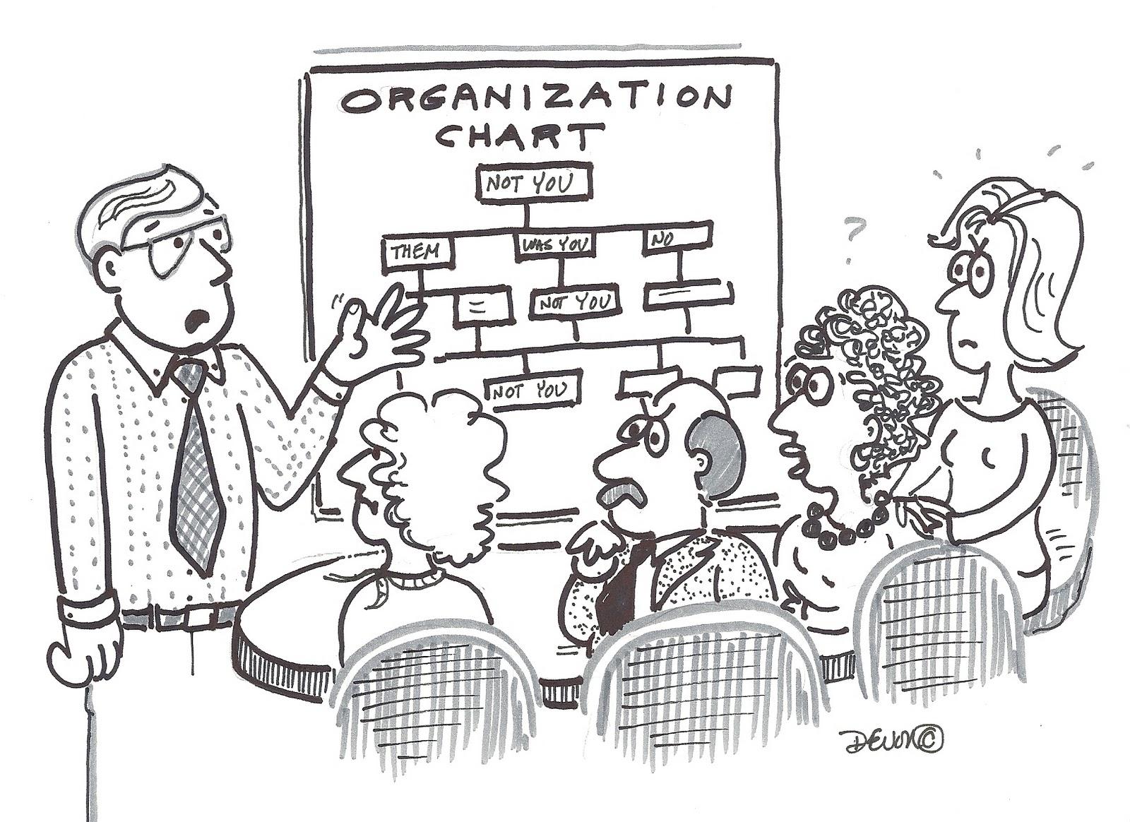Babybummers Cartoon Off The Organization Chart