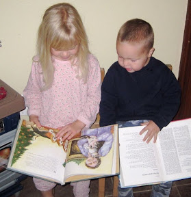 teaching 5 year old to read