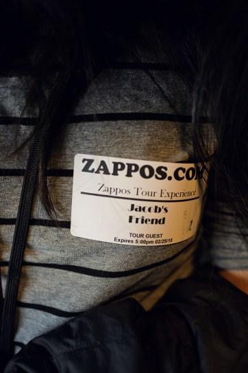 Zappos Tour Las Vegas.