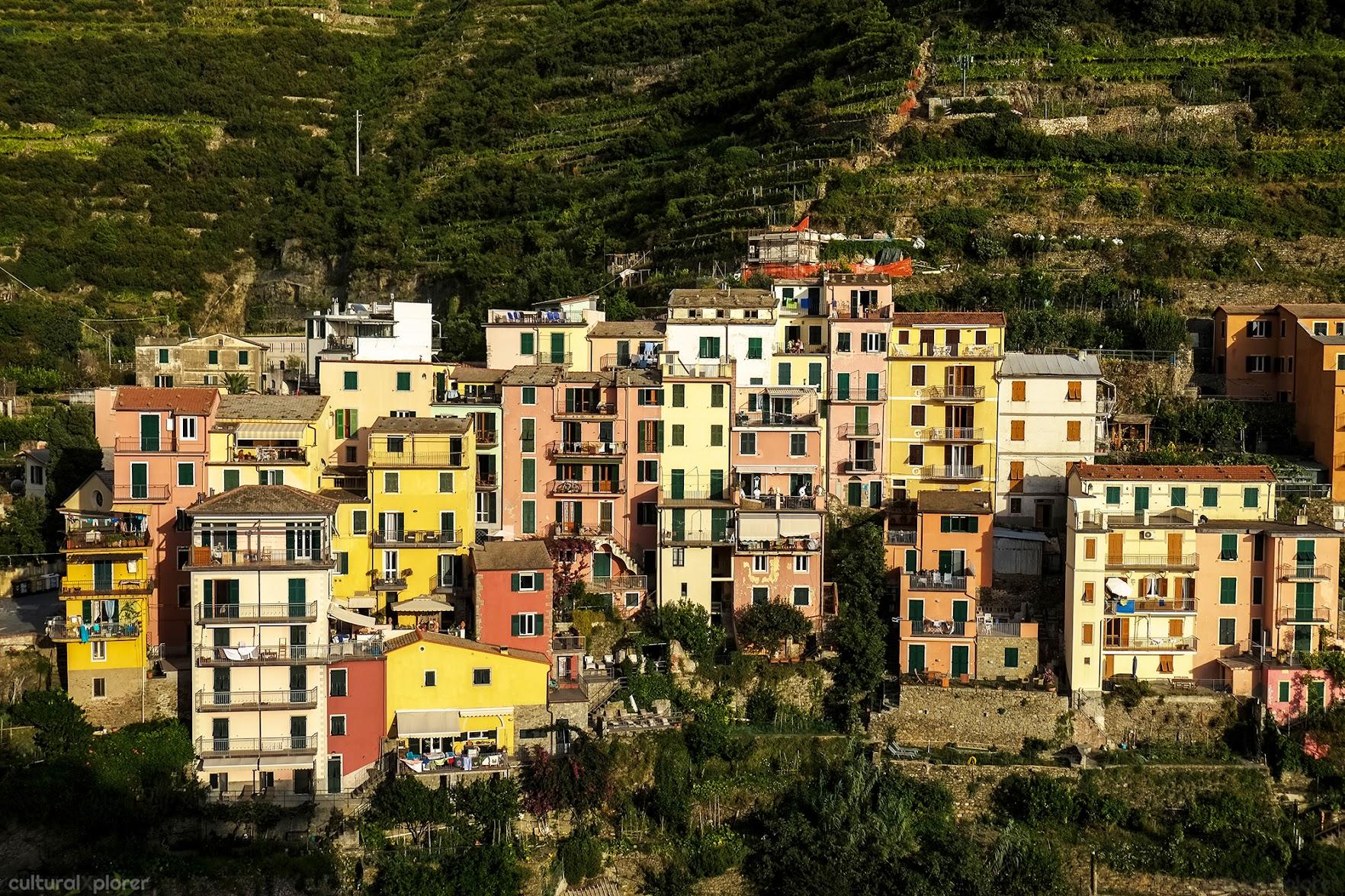 Manarola Italy Cinque Terre