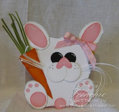 Punch Art Bunny….