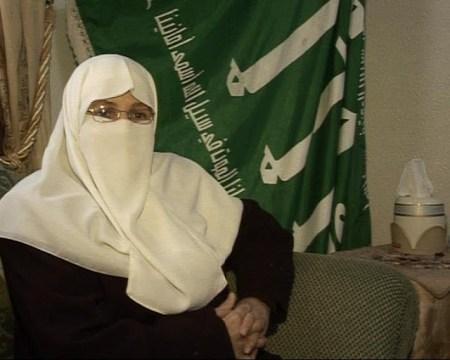 نساء حماس- لقطة من الفلم