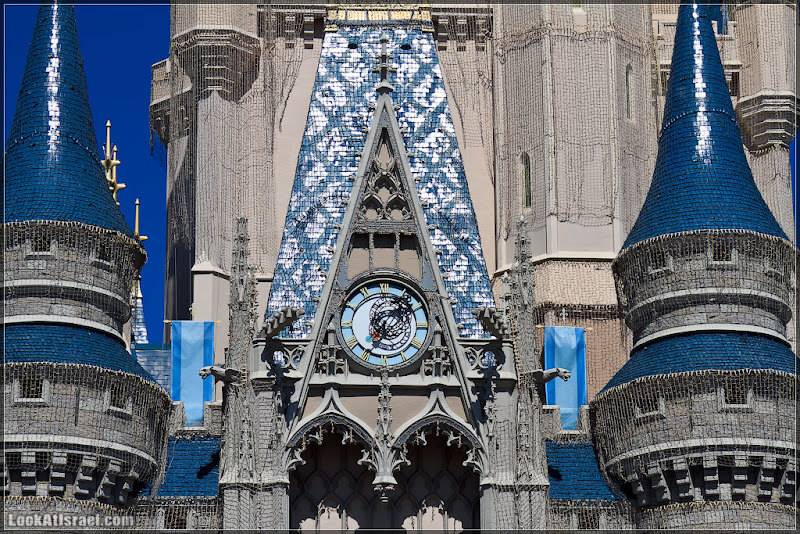Америка 2.0 / Орландо, Magic Kingdom - Замок Золушки