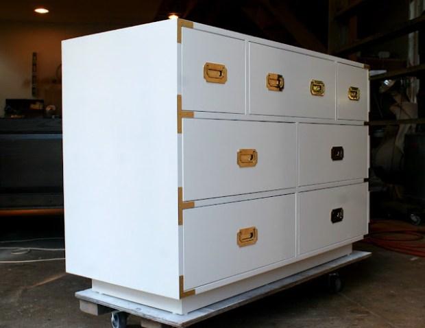 Custom Campaign Dresser