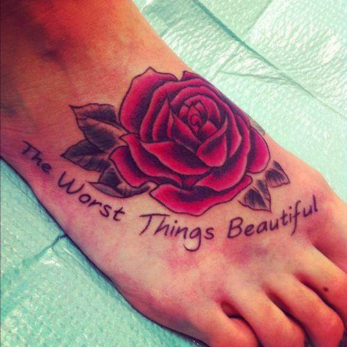 50 Creative And Beautiful Flower Tattoos You Must See