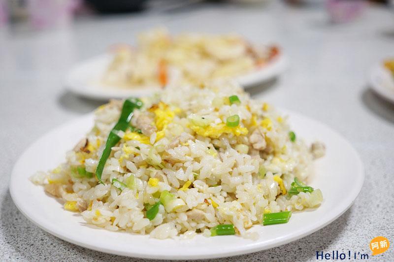 台中眷村菜餐廳,復興餐廳-1