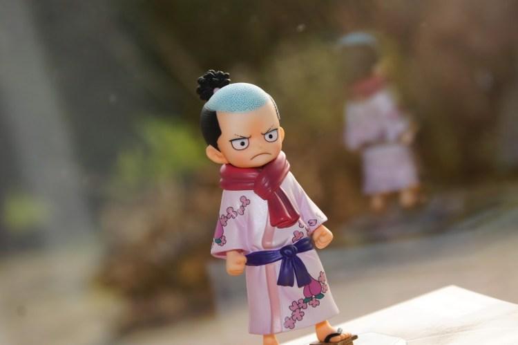 Momonosuke, One Piece