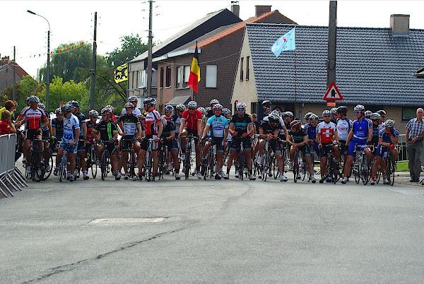 Kampioenschap Roeselare wielertoeristen 2012