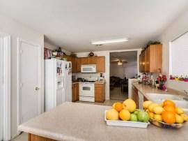 Beautiful view of kitchen