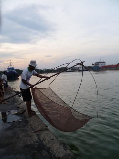 Nelayan Rebon Cirebon