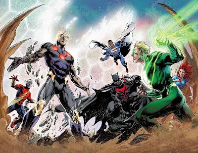 CONVERGENCE_1 DC Comics April 2015 Solicitations
