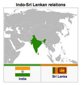 India - Sri Lanka Relations
