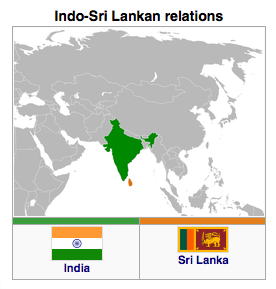 India - Sri Lanka Relations