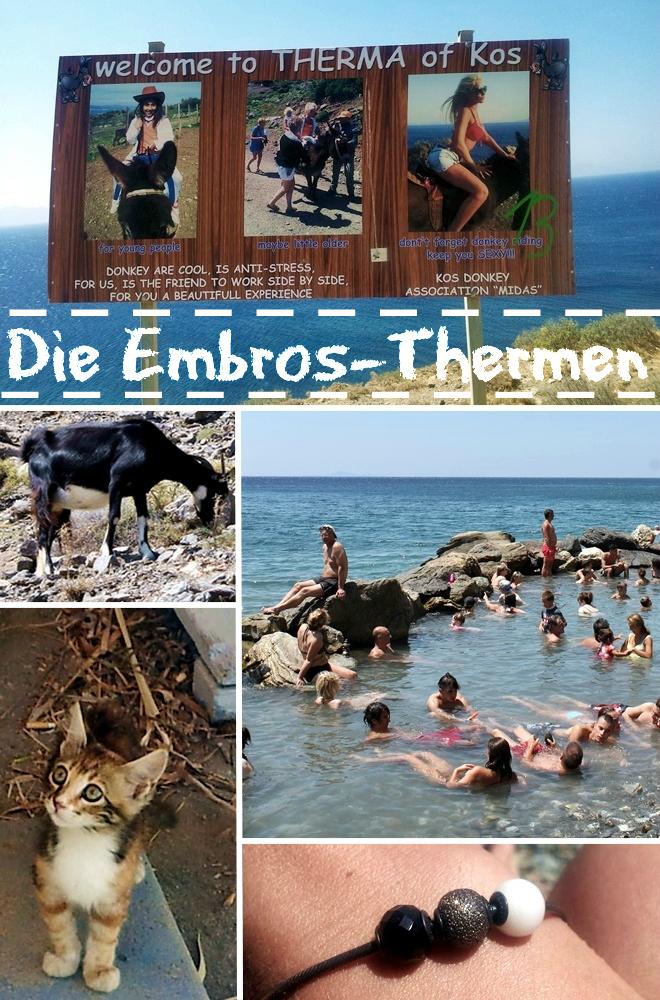 Reisen: Die Embros-Thermen auf Kos, Griechenland