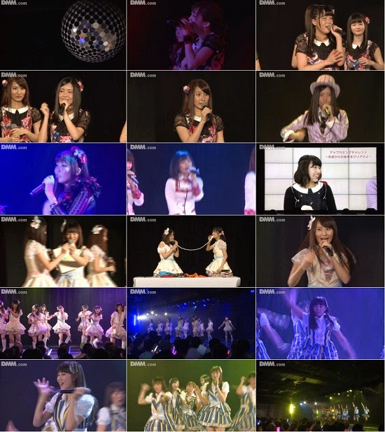 (LIVE)(公演) SKE48 アップカミング公演~冬~ 150204