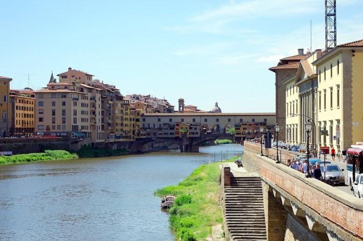 Puente Vecchio, Florencia