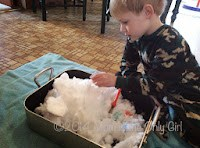 Indoors snow play at https://www.momistheonlygirl.com