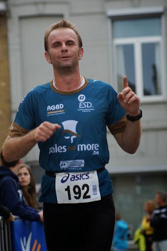 Andy Vercaigne, 3e Krottegemse Corrida, stratenloop