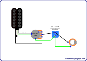 The Guitar Wiring Blog  diagrams and tips: Terminator's