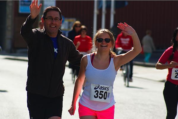 Jozefien Pattyn, 5 km Jogging, Krottegemse Corrida 2013, Roeselare Loopt