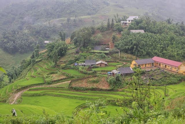trekking Cat cat village sapa, things to know before you go
