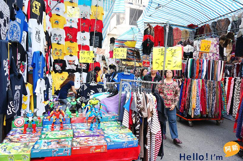 旺角景點,女人街.旺角女人街,香港女人街,香港女人街必買,香港-5