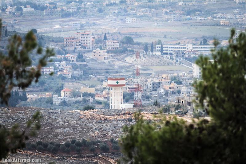По ту сторону Израиля - Ливан