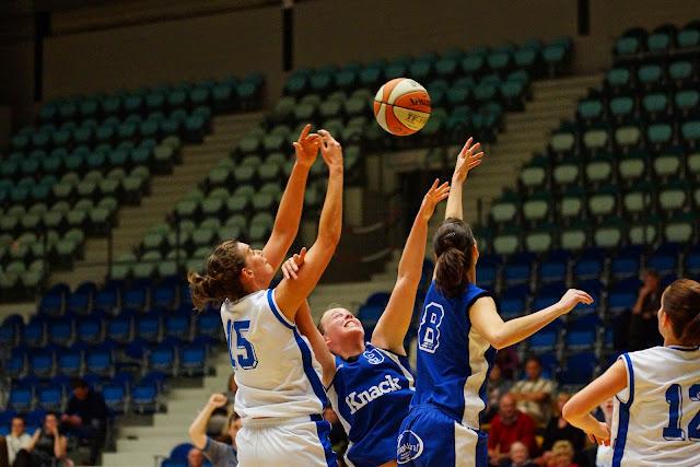 basketbal wytewa dames