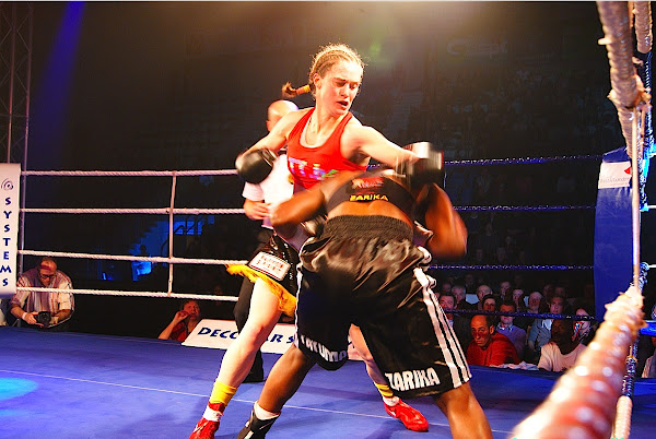 Delfine Persoon, World Championship Boxing Roeselare