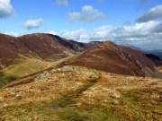 Ard Crag from Ill Crag [Newlands] Summit
