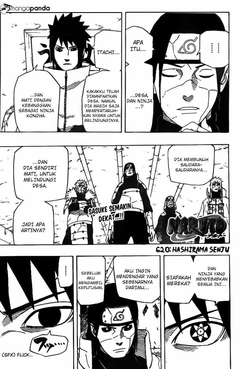 03 Naruto 620   Hashirama Senju