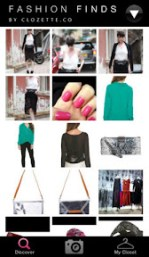 Clozette.co : An Extraordinary Fashion Social Network - Clozette Fashion Finds App