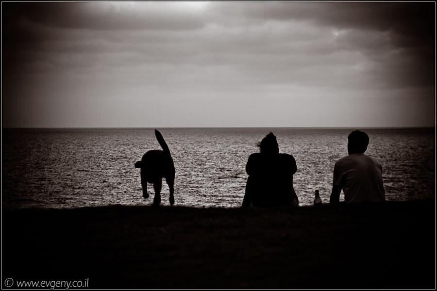 Одно фото на берегу