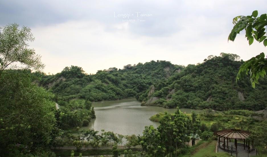 台南景點,牛埔泥岩水土保持教學園區