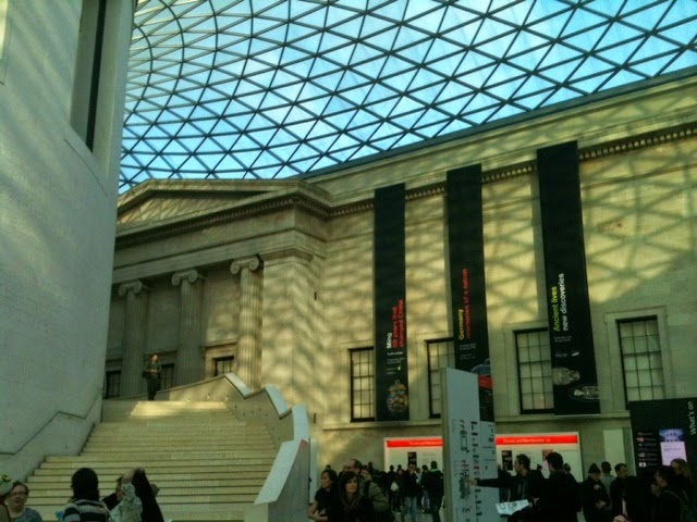 Camden for free British Museum