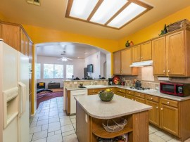 Kitchen view for homes for sale in Gilbert AZ