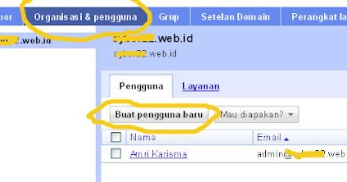 Cara Membuat Email Gratis Menggunakan Domain Sendiri
