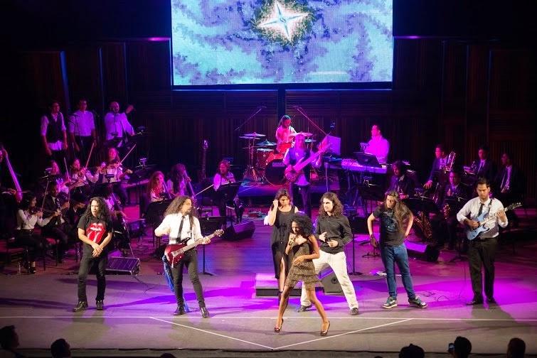 Orquesta de Rock Sinfónico Simón Bolívar