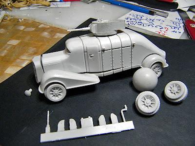 Minairons Miniatures - Hispano Suiza MC-36