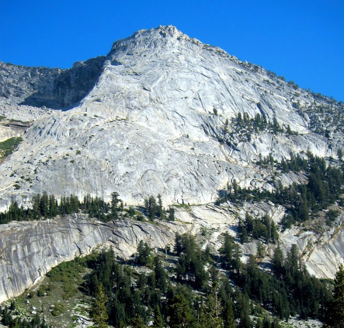 Tenaya Peak, Yosemite National Park