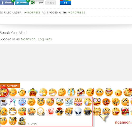 icon comment