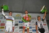 podium 5e natourcriterium Roeselare