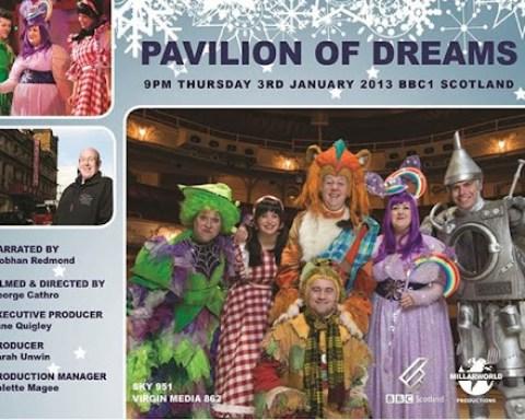 Pavillion of Dreams from Millarworld Productions