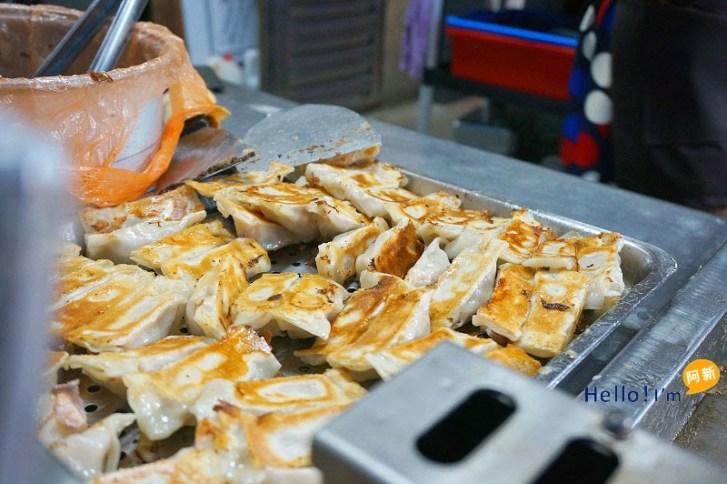 DSC08719 - 南京水餃鍋貼專賣 台中西區美食,外皮酥內餡紮實,入口鮮甜多汁,吃過難忘!