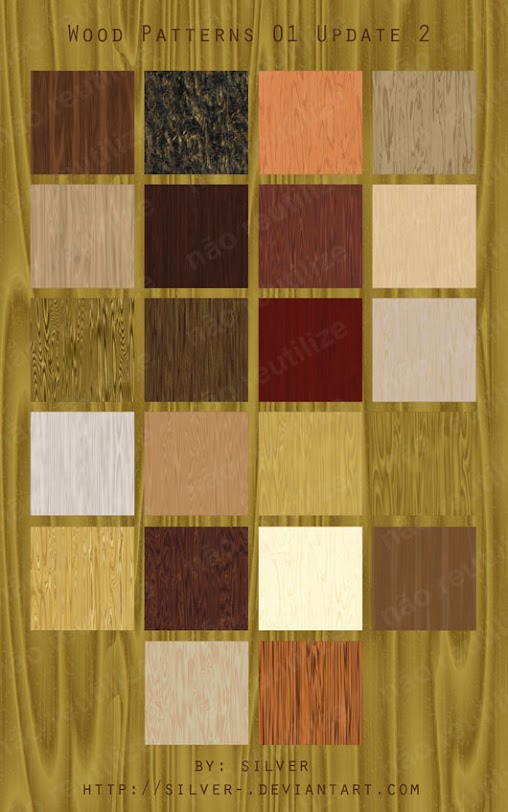 Pack de texturas madeira download