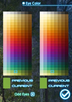 FFXIV Eye Color
