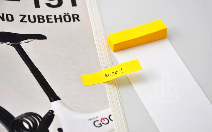*note & mark:便利貼標籤書籤! 3